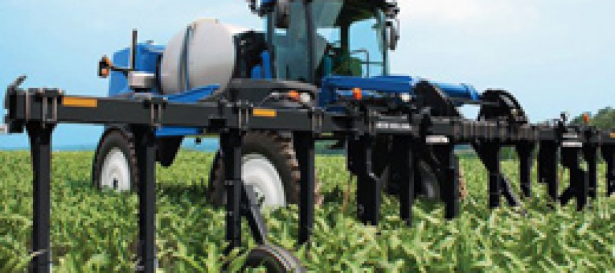 New Holland Unveils the Guardian™ Injection Toolbar
