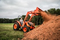 Kubota Introduces New M5660SU Utility Tractor