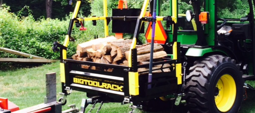 Hauling Wood for Your Fire