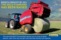 Win the Use of a Brand New Baler for One Year!