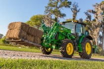 John Deere Beefs up Utility Tractor Performance with New 5E & 5ML Models
