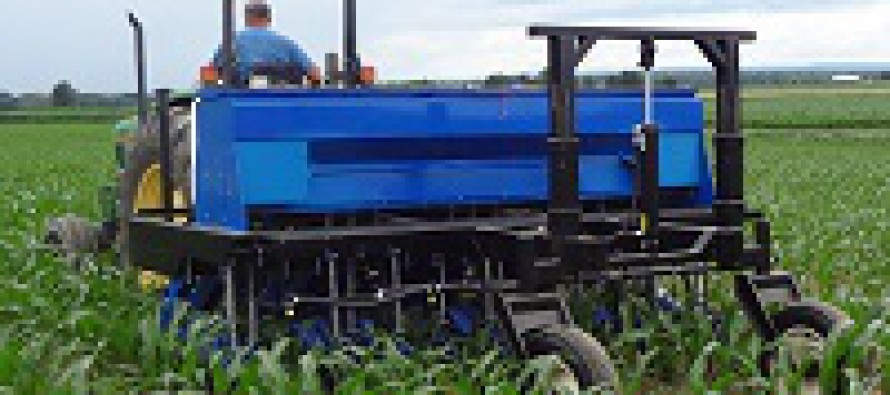 American Farmer to Feature Interseeder in Upcoming Series