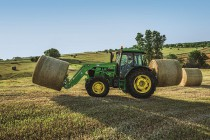 John Deere Introduces the Multi-Purpose 6E Series Tractors