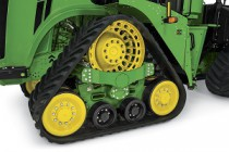 John Deere Unveils New High-Horsepower 4-Track 9RX Series Tractors