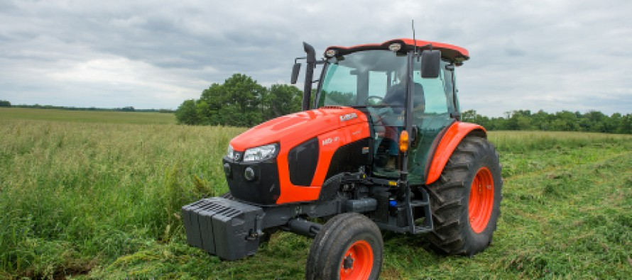 Kubota Introduces New M5-Series