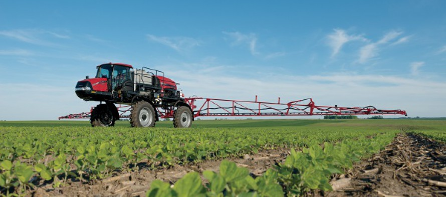 Case Brings New IH Patriot® 2250 Sprayer to its Line-Up