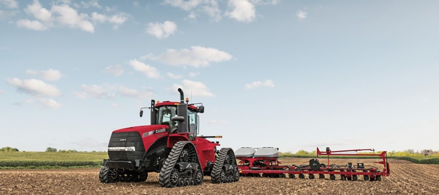 Case IH Announce Enhancements to Line-Up
