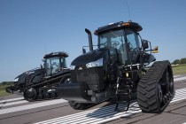 AGCO Unveils Limited-Edition All-Black Challenger Tractor