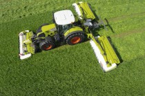 CLAAS Launches the DISCO 1100 Mower Conditioner