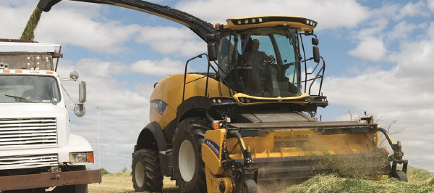 New Holland Introduces FR Forage Cruiser