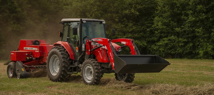 Massey Ferguson Introduces 4600M Series Utility Tractors