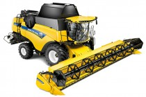 New Holland Launches CX8 Series of Combines