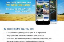 New Holland Launches My New Holland App