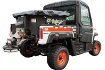 New Spreader Expands Attachment Offering for Bobcat Utility Vehicles