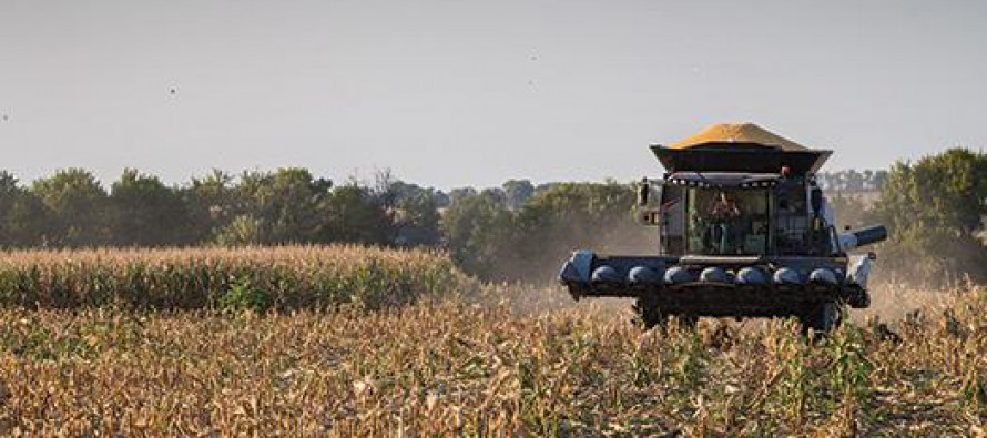 Gleaner S9 Series Combines Debut for 2016