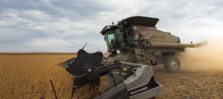 AGCO Adds New Draper Header to Line-up