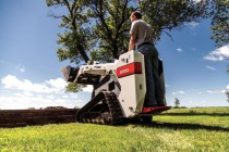 Bobcat Introduces MT85 Mini Loader