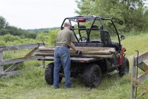 Toro Side-By-Side Utility Vehicles/Accessories Help Tackle Tasks Year Round