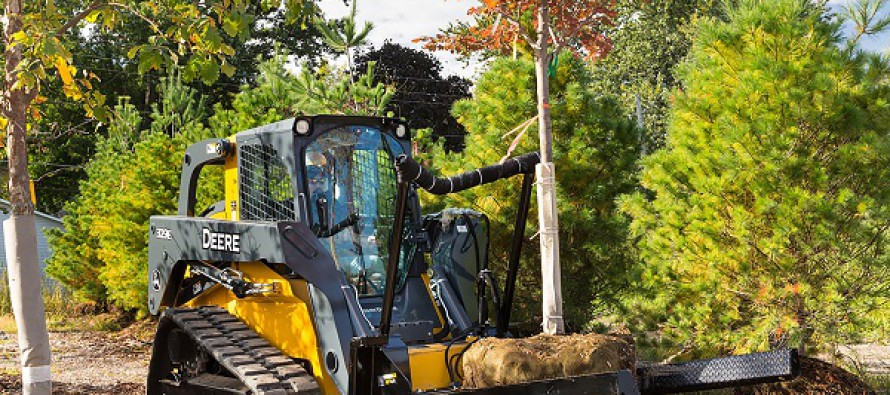 John Deere Adds Nursery Fork to Worksite Pro™ Attachments Lineup