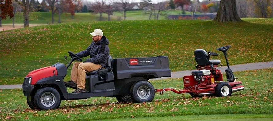 Toro Introduces All-New Workman® GTX Utility Vehicle Line