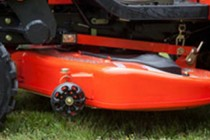 KIOTI Tractor Introduces Mid-Mount Mower for Compact Tractors