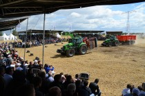 Deutz-Fahr at Future Farming 2016