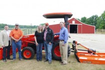 "Kubota Expands""Geared to Give"" Program to Michigan"