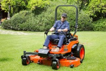 Kubota Introduces Commercial Walk-Behind Mowers and All-New ZD Mowers