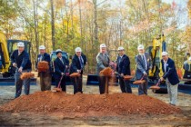 Yanmar America Breaks Ground on New Training and Experience Center