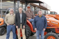Kubota Recognizes U.S. Army Veteran With New L-Series Tractor