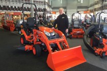 New Kubota BX80 Series Hits Dealers