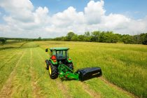 Haying With a Compact Tractor