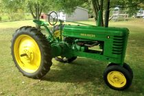 Timeless Tractors