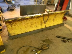 laser rust removal