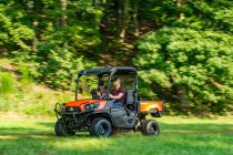 Kubota's Gas Powered RTV-XG850