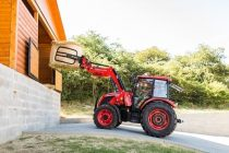 Zetor Tractors Extends Range of 40-70 Horsepower Tractors