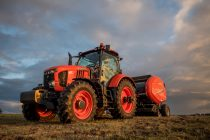 Kubota Introduces M7 Generation 2 Ag Tractor