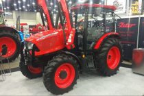Premium comfort with ZETOR MAJOR HS Series tractors
